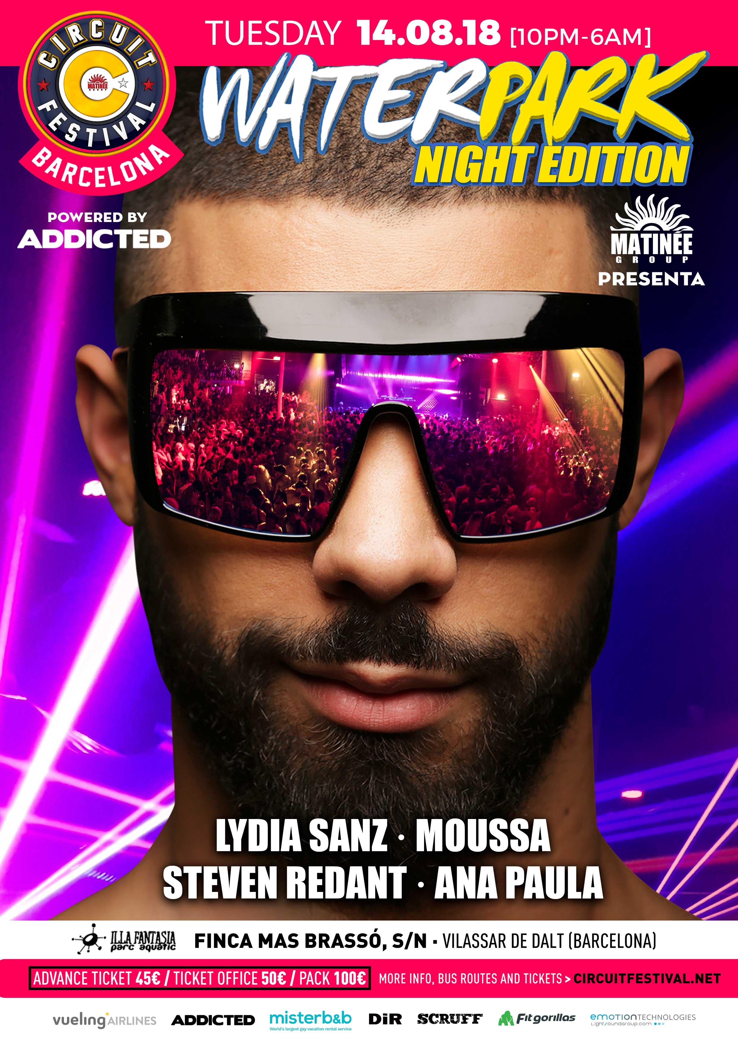 Flyer-noche