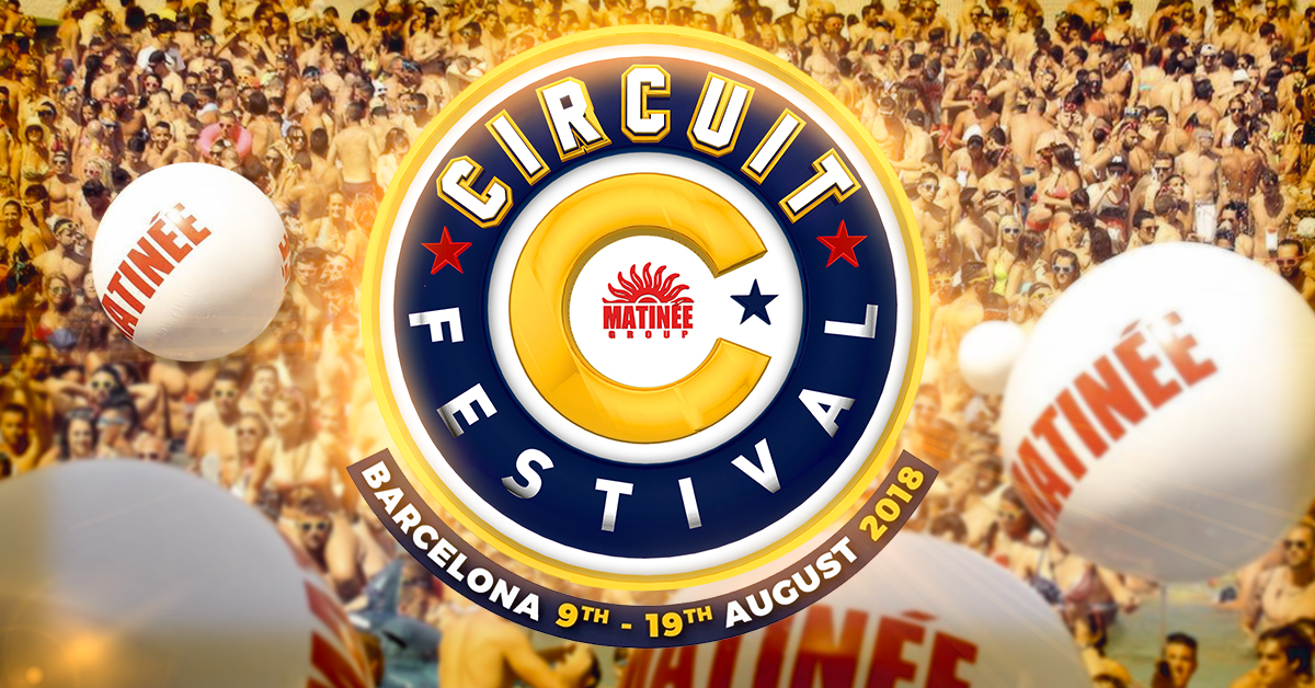 Circuit Festival Barcelona 2019 · Biggest international gay event