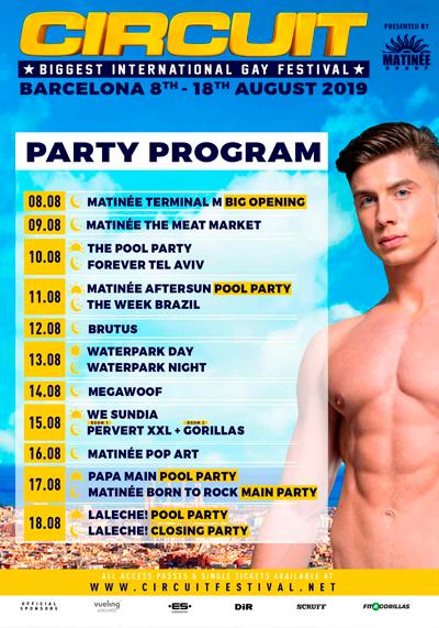 Party program 2019 mobile version